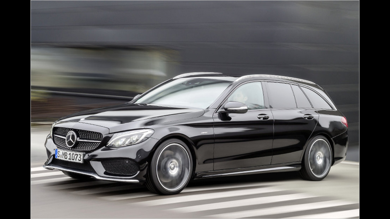 Mercedes-AMG C 43 4Matic T-Modell
