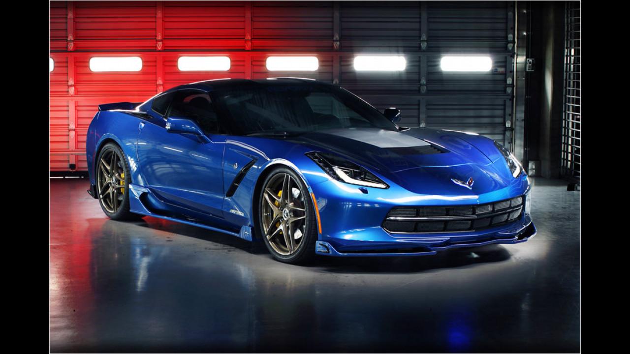 Revorix: Chevrolet Corvette Stingray