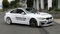 BMW M4 GTS spy photo
