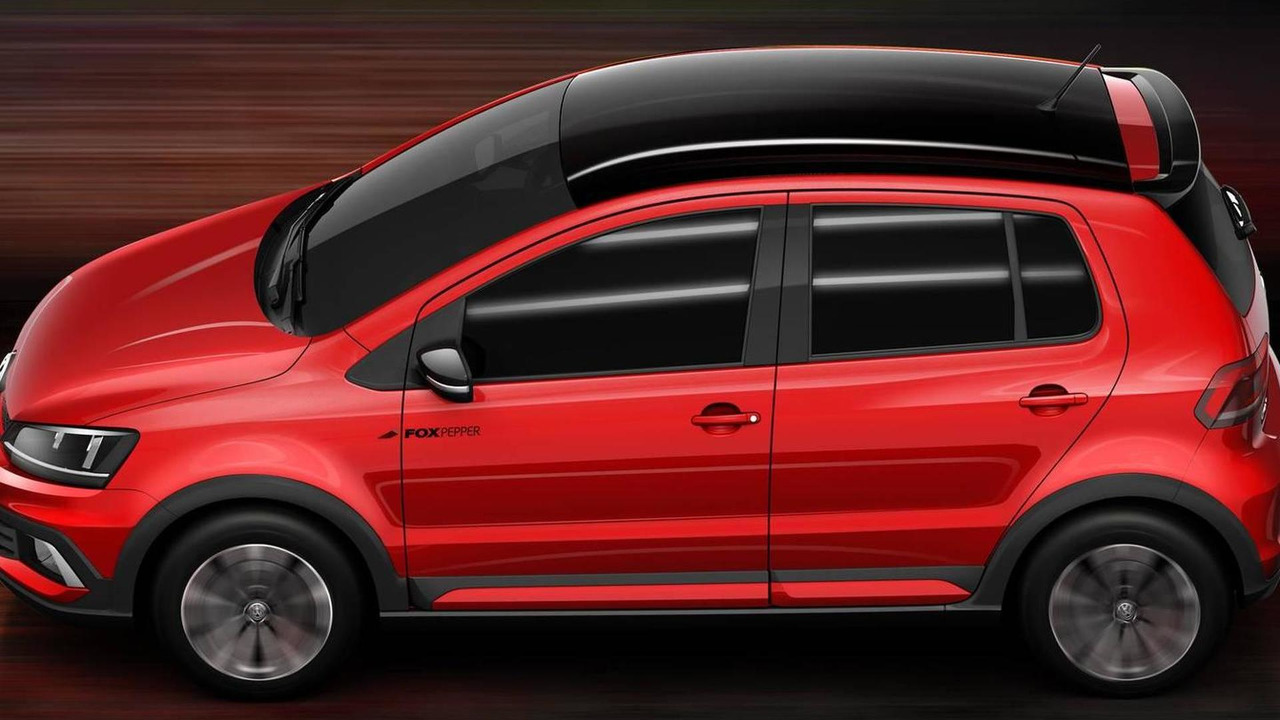 Volkswagen Fox Pepper concept