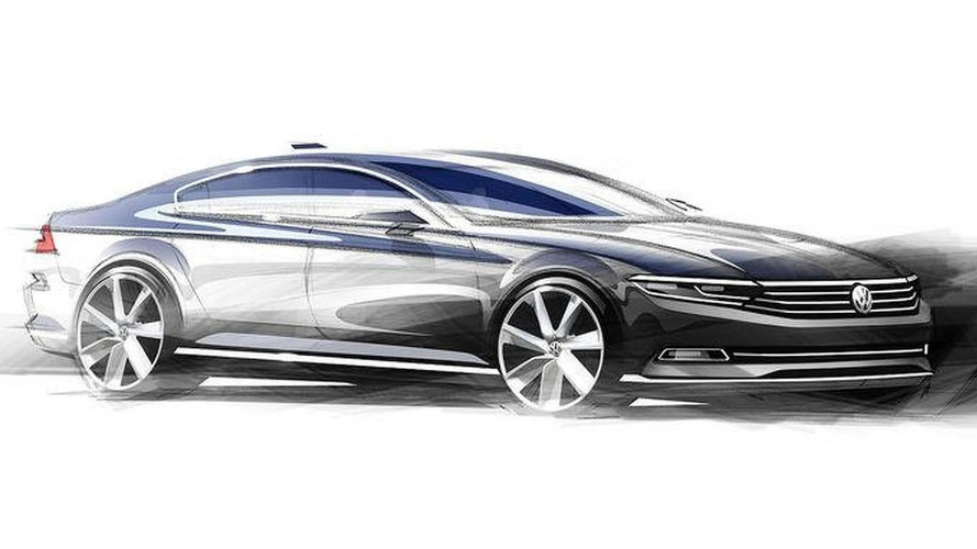 Next-gen Volkswagen Passat to lose up to 85 kg, will be revealed on July 3 - report