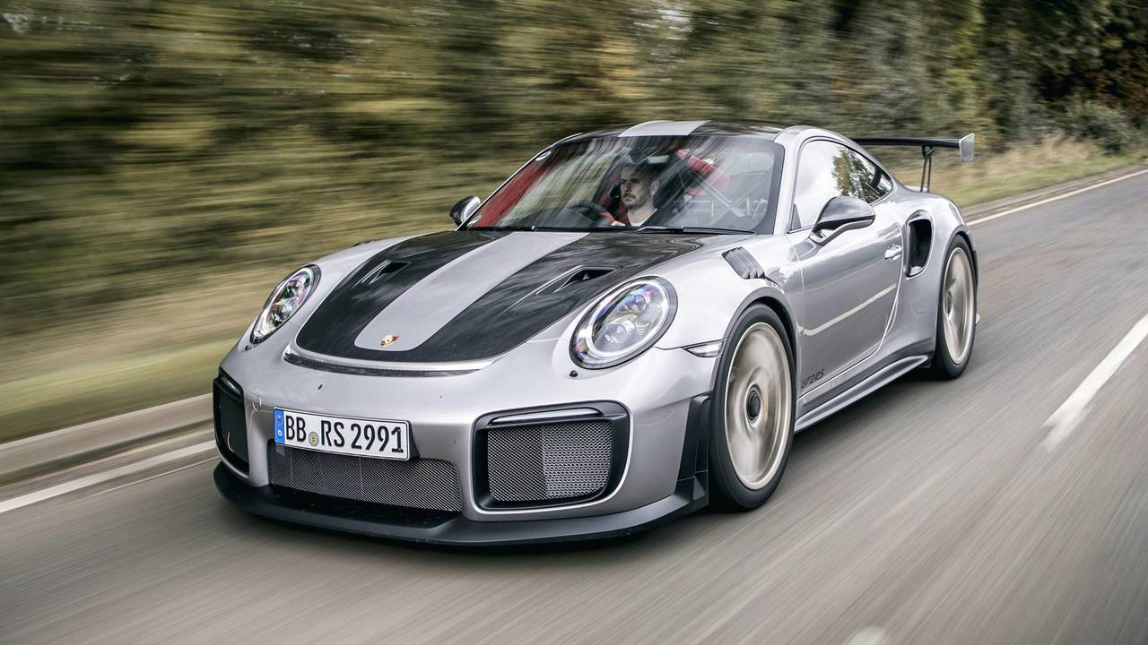 2018 Porsche 911 Gt2 Rs First Drive Motor1 Com Photos