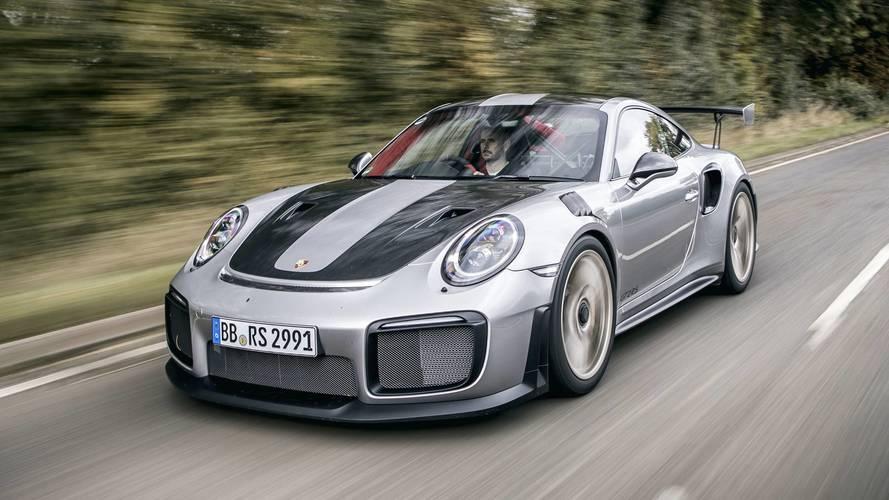 Essai Porsche 911 GT2 RS - Délicatement brutale