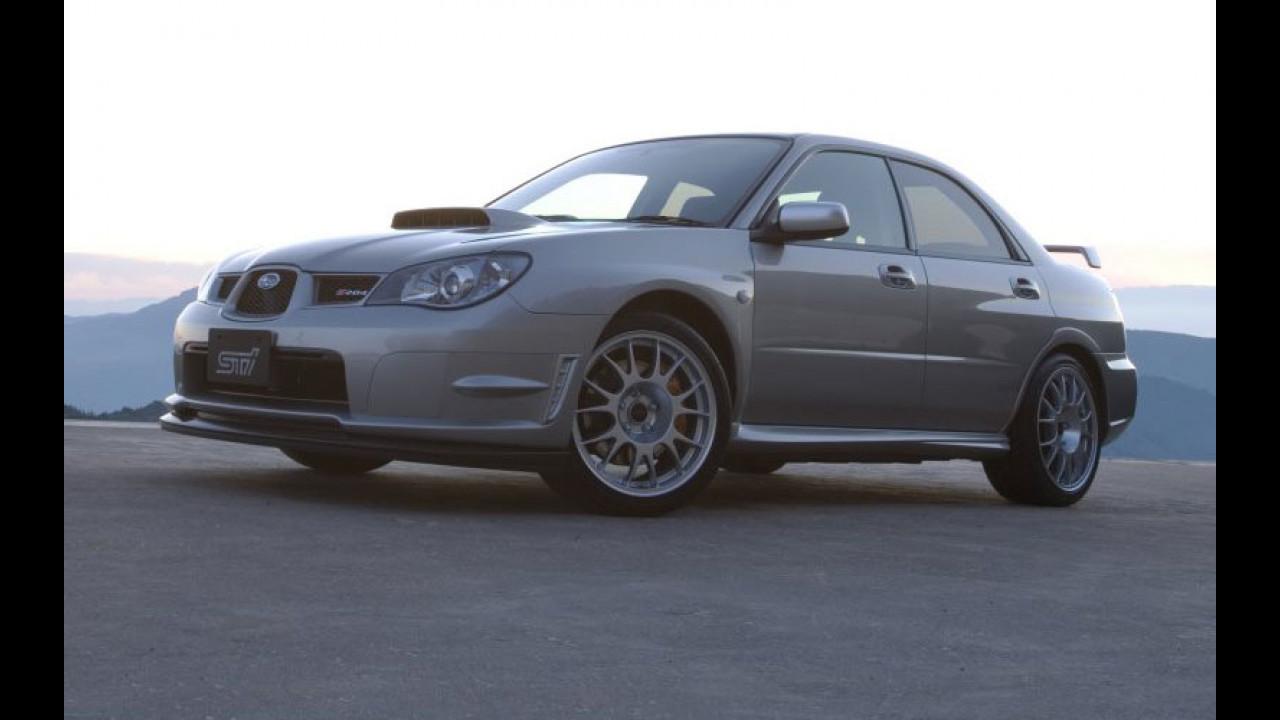 Subaru Impreza S204