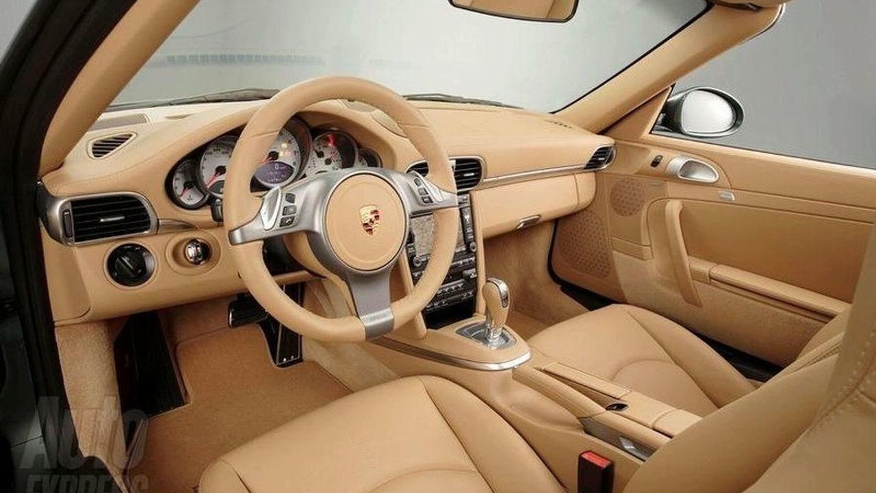 2009 Porsche 911 Facelift Interior