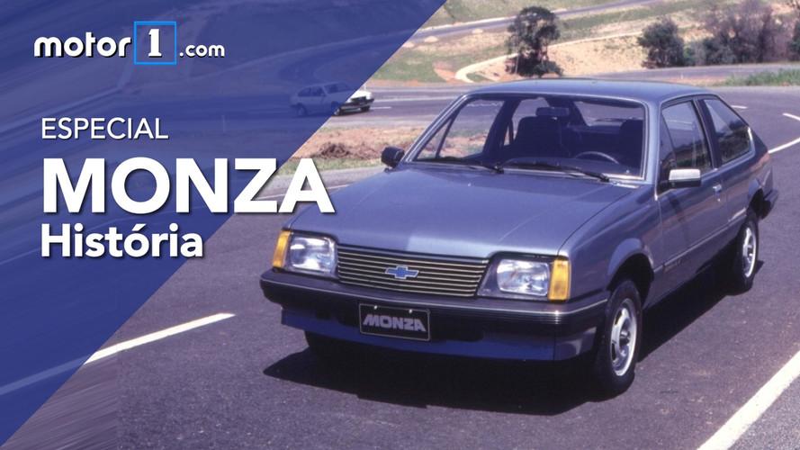 Vídeo - A história do Chevrolet Monza