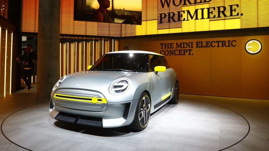 Mini Developing Second Pure Electric Car