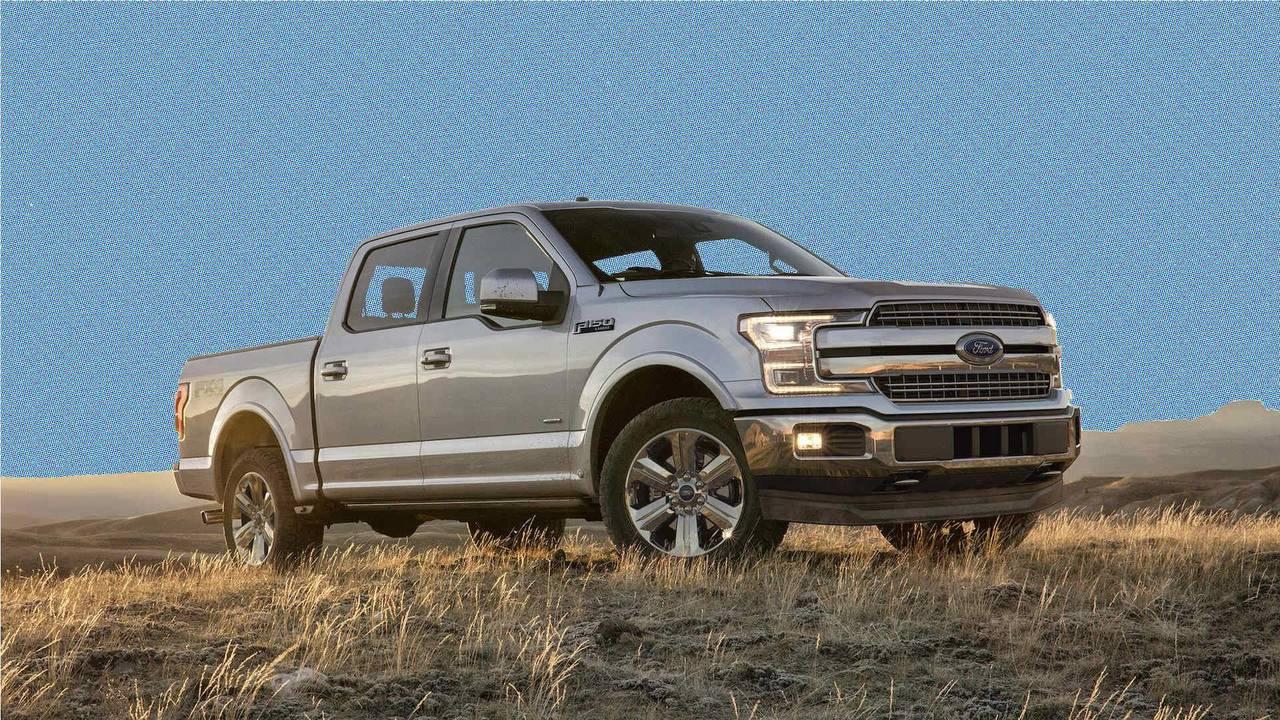 Best Full Size Truck 2017