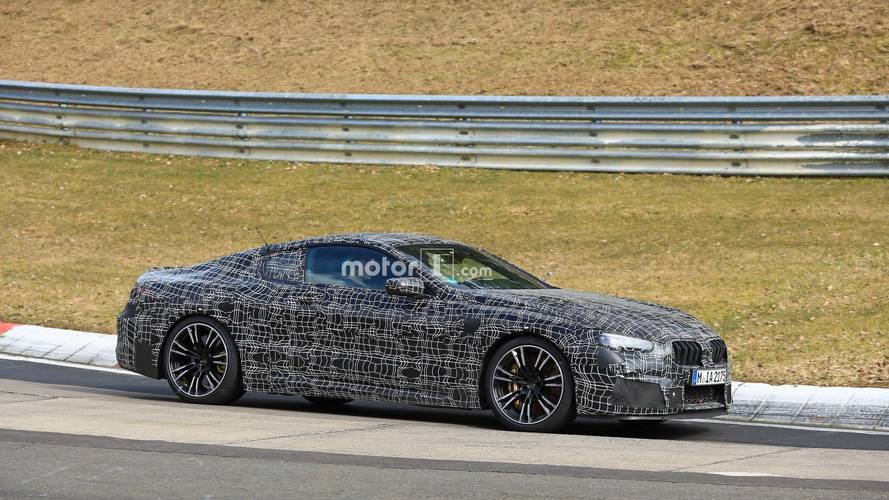 Watch The BMW M8 While Being Pushed Hard At The Nurburgring