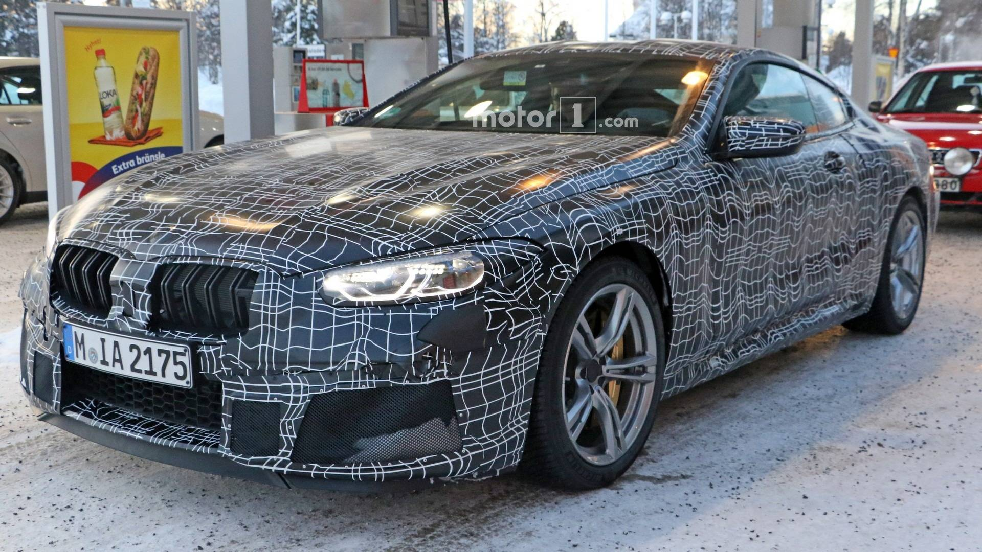2019-bmw-m​8-spy-phot​o