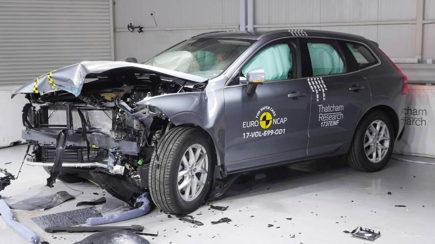 Volvo XC60 2018: el coche más seguro, según EuroNCAP