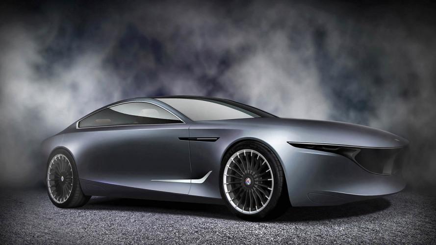 BMW hayranı, modern bir E9 hayal etti