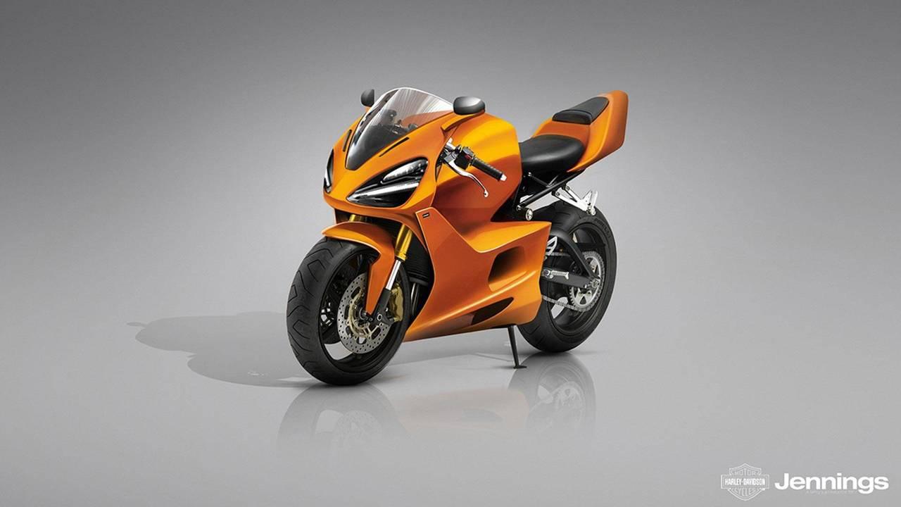 McLaren Sport Bike