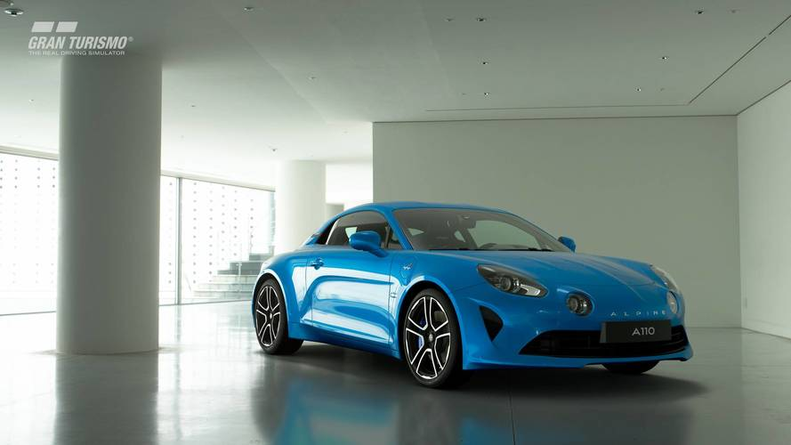 Gran Turismo Sport Update Adds Alpine A110, Among Others