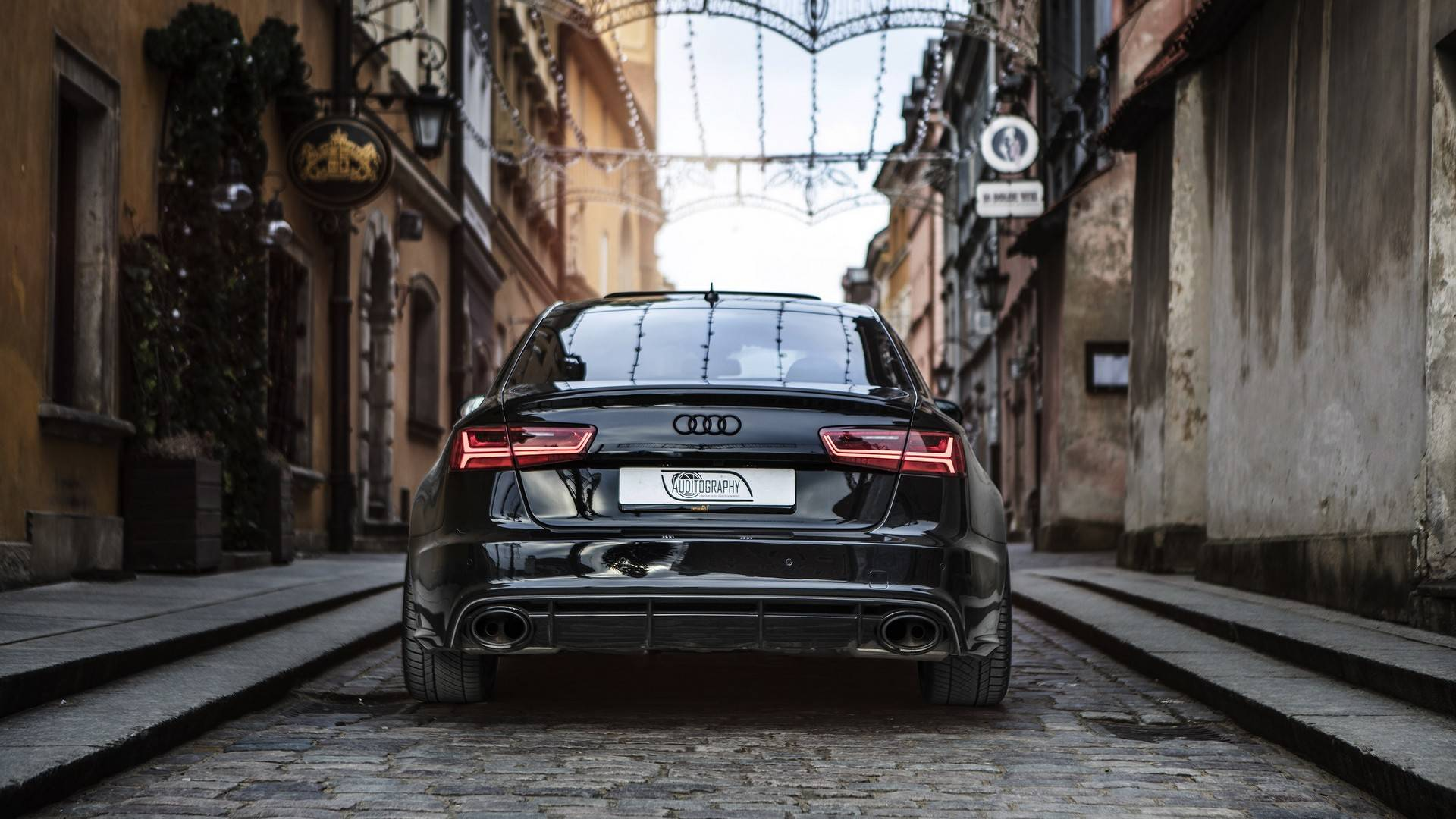 Audi Hasnt Made An RS Sedan This Generation Yet One Exists - Audi rs6