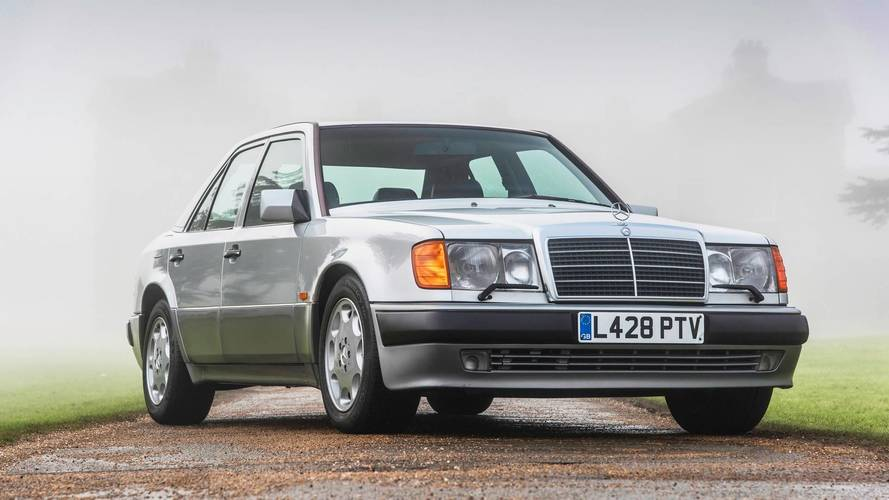 Los coches clásicos de 'Mr. Bean', a subasta