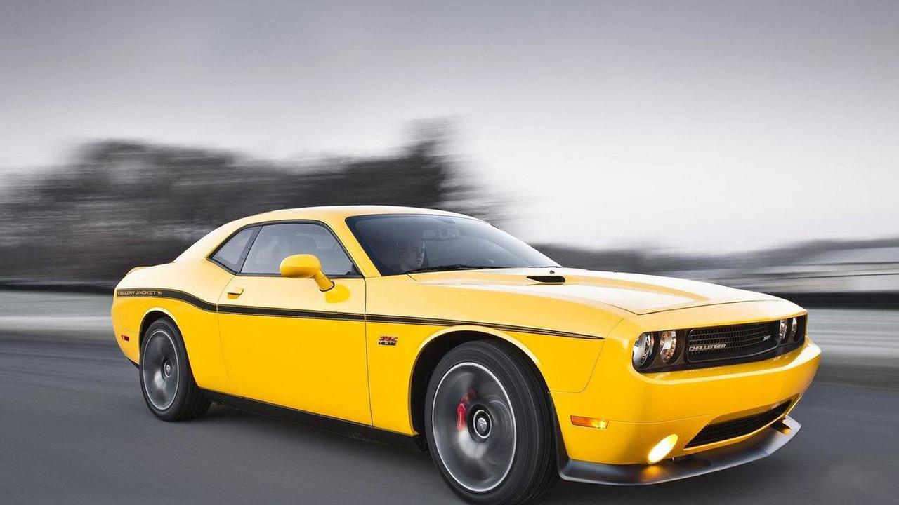 2012 Dodge Challenger SRT8 Yellow Jacket - 10.11.2011