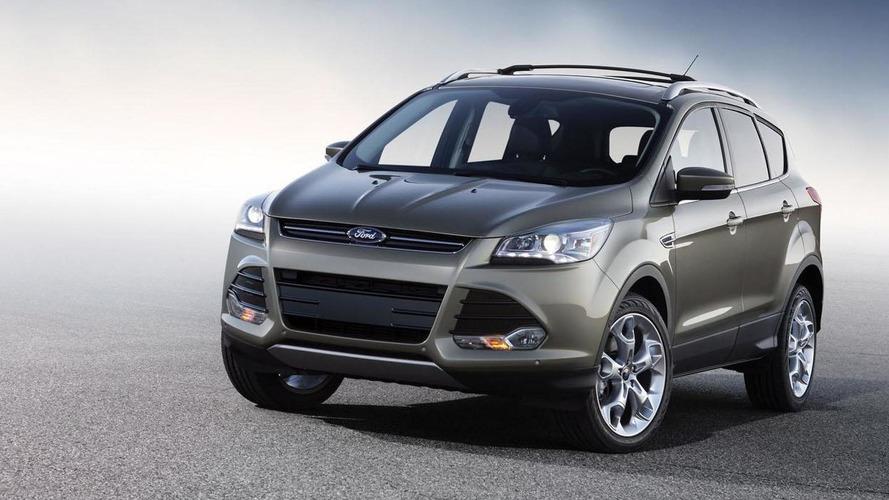 2013 Ford Escape suffers a second recall