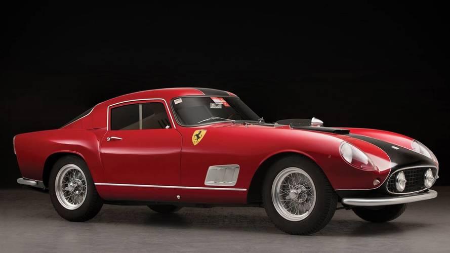 11 millió dollár körül vihető egy tökéletes állapotú Ferrari 250 GT Berlinetta Tour de France