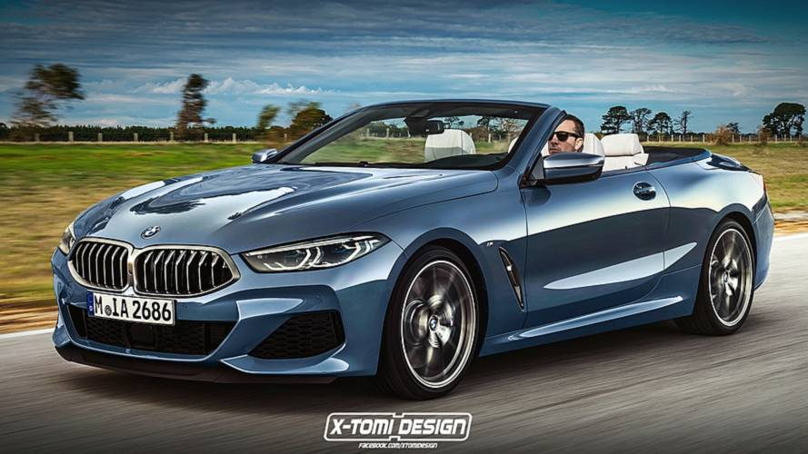 BMW 8 Series Cabrio, Shooting Brake Already Exist In Virtual World