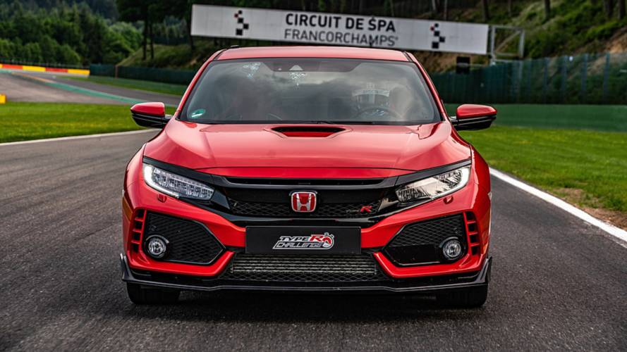 Honda Civic Type R Sets Another Front-Wheel Drive Lap Record