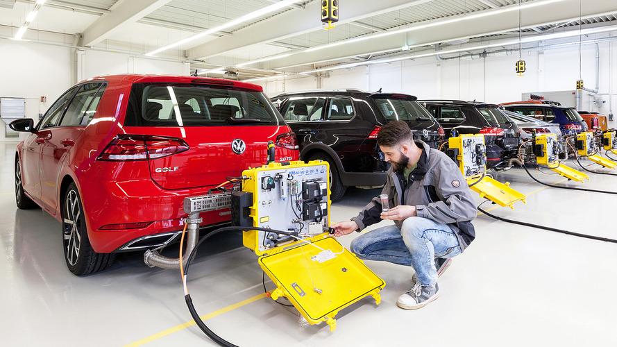 VW e Porsche, vendite e produzione in parte sospese. Ecco perché