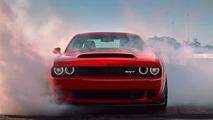 Supergalería Dodge Challenger Demon 2018