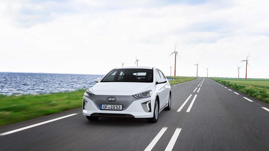 Hyundai IONIQ Eléctrico 2017, un automóvil diferente