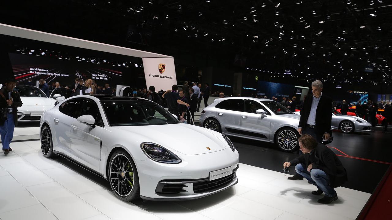 2017 porsche panamera turbo s 2017 2018 best car reviews 2017 2018 - 2018 Porsche Panamera Turbo S E Hybrid
