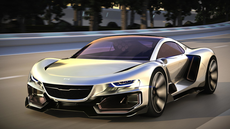 Saab supercar rendering makes us dream for its return