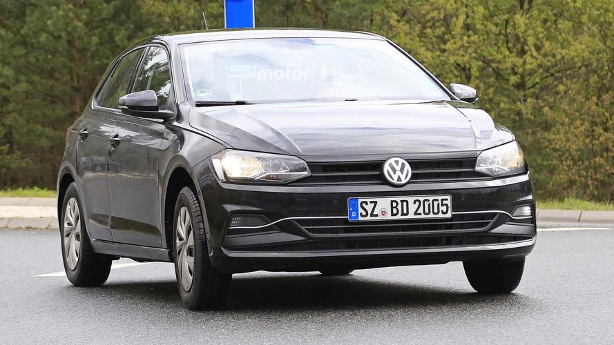 2018 VW Polo nouvelles photos espion