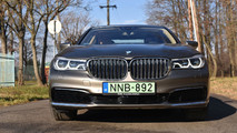 BMW 740e iPerformance