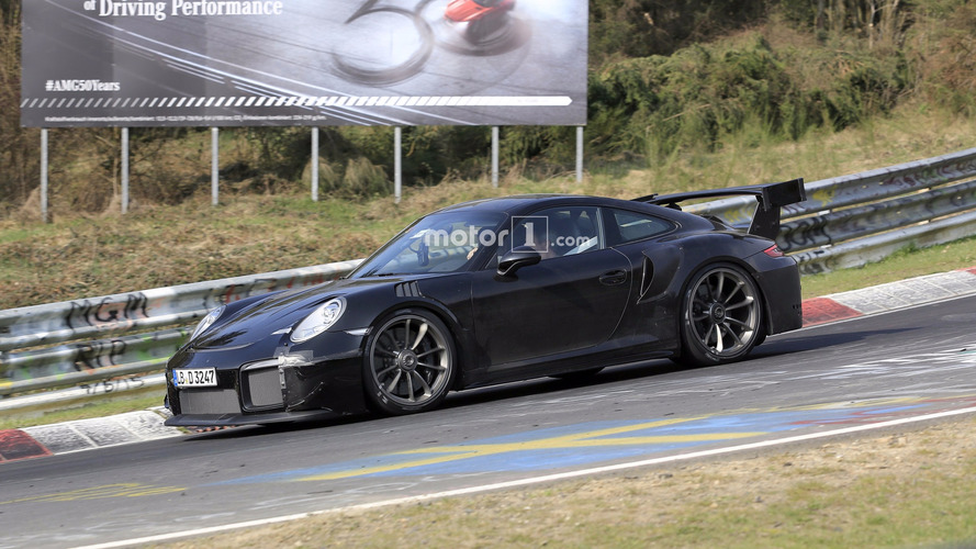Porsche 911 GT2 RS First Official Specs Are In