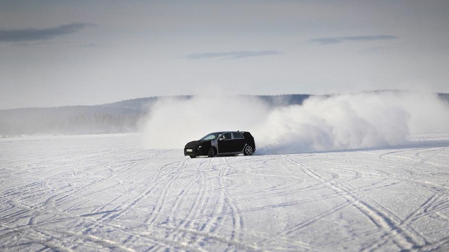 2018 Hyundai i30 N teaser - Tests hivernaux en Suède