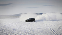 2018 Hyundai i30 N teaser - winter testing in Sweden