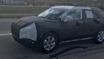 Mystery Chevy SUV Spy Photos