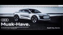 Audi Musk Ad