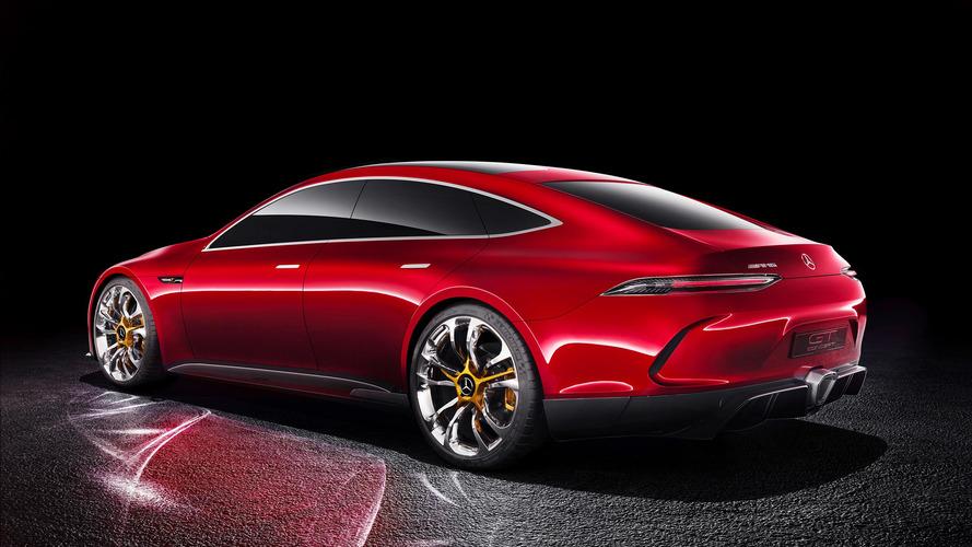 Yeni Mercedes CLA, AMG GT konsepti gibi fastback mi olacak?