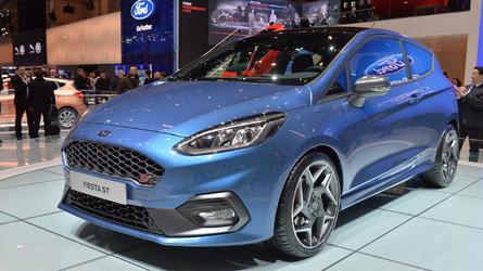 Ford em Genebra destaca o novo Fiesta ST, o hot hatch que falta no Brasil