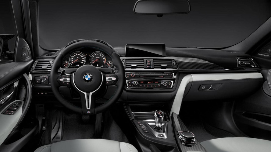 2014 BMW M3 Sedan and M4 Coupe officially unleashed with 431 HP and 'smokey burnout' mode [videos]