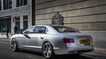 Bentley Flying Spur with V8 4.0-liter twin-turbo engine