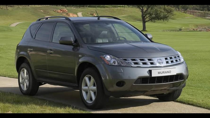 Nissan anuncia redução de R$ 23.060 no preço do crossover Murano no Brasil