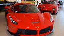 Florida Ferrari dealer packs in exotic cars for Hurricane Matthew