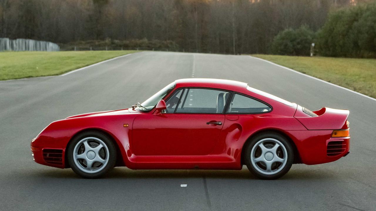 1987 Porsche 959 Targets 1 3m At Auction
