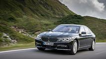 2017 BMW 740e xDrive iPerformance
