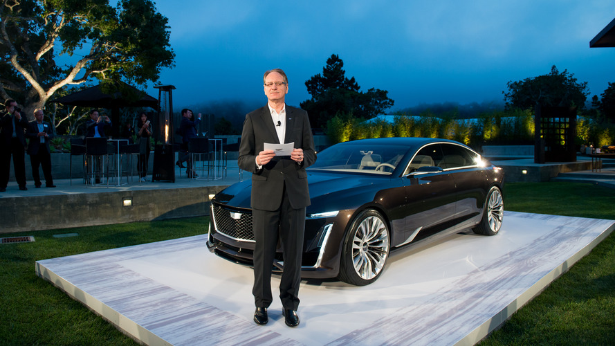 Cadillac reaffirms flagship model on the way, no longer a sedan