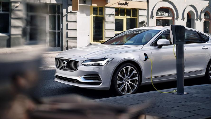100 kwh'lik bataryalı Volvo EV 2019'da geliyor