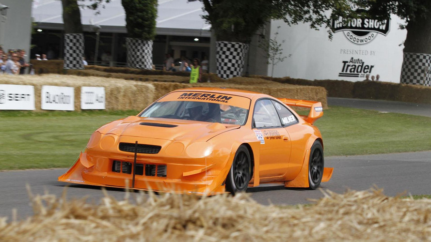 Toyota Celica is the fastest car at Goodwood