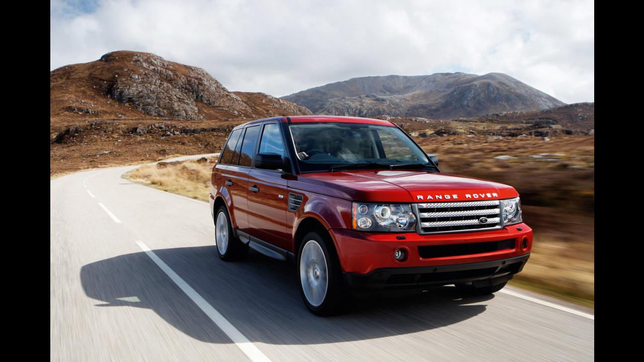 Range Rover Sport 2010