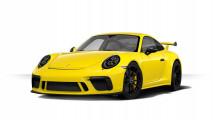 Nuova Porsche 911 GT3, configuratore e colori